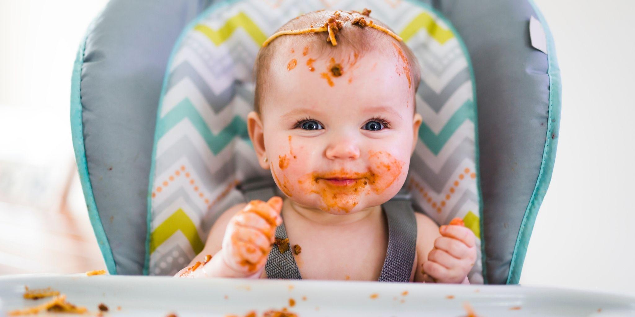 Dicas e receita para introdução alimentar em bebês de 6 meses