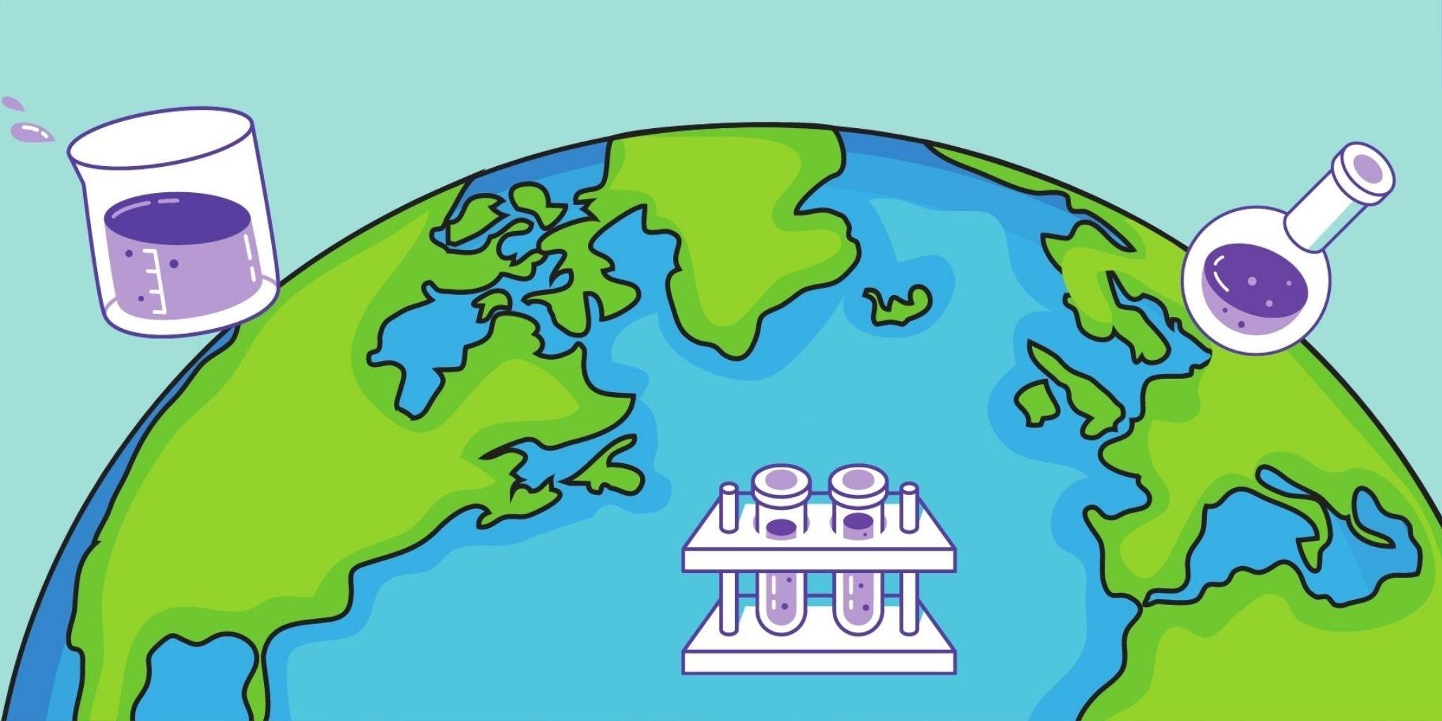 Experiências científicas sobre alterações climáticas para crianças