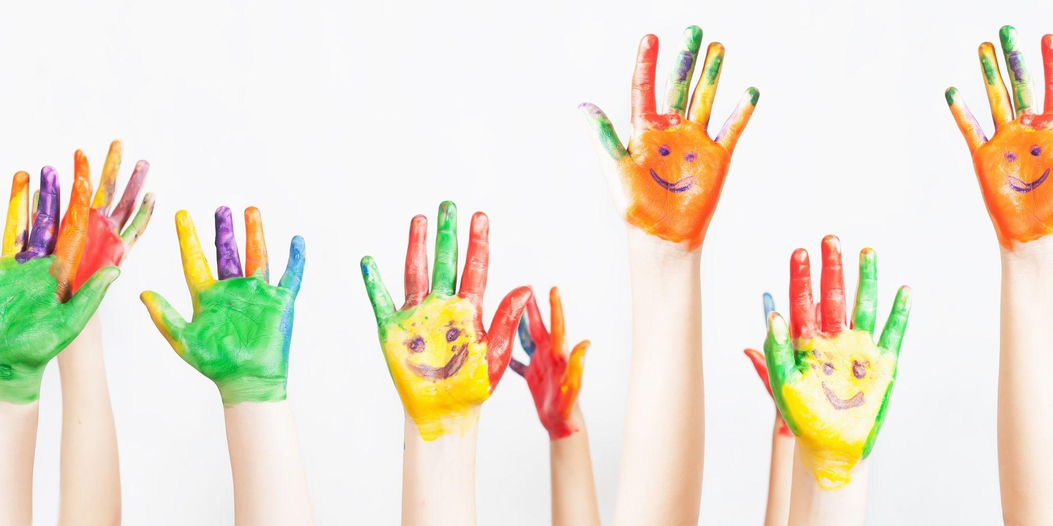 Mensagem de dia das crianças | Cartões para impressão