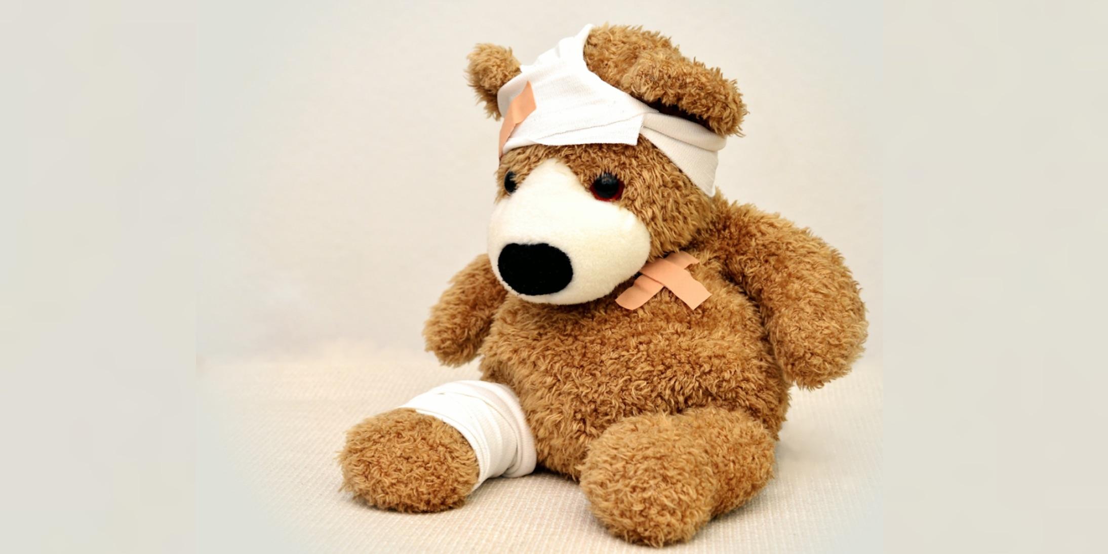 Primeiros socorros para crianças | Soluções para situações comuns
