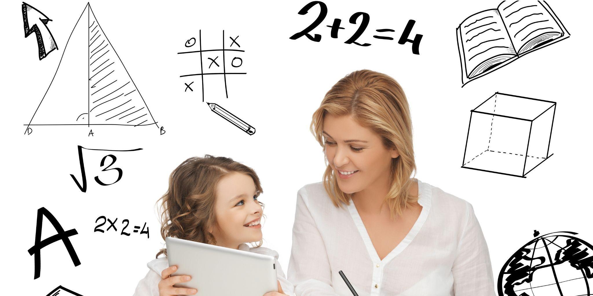 Matematika pre deti