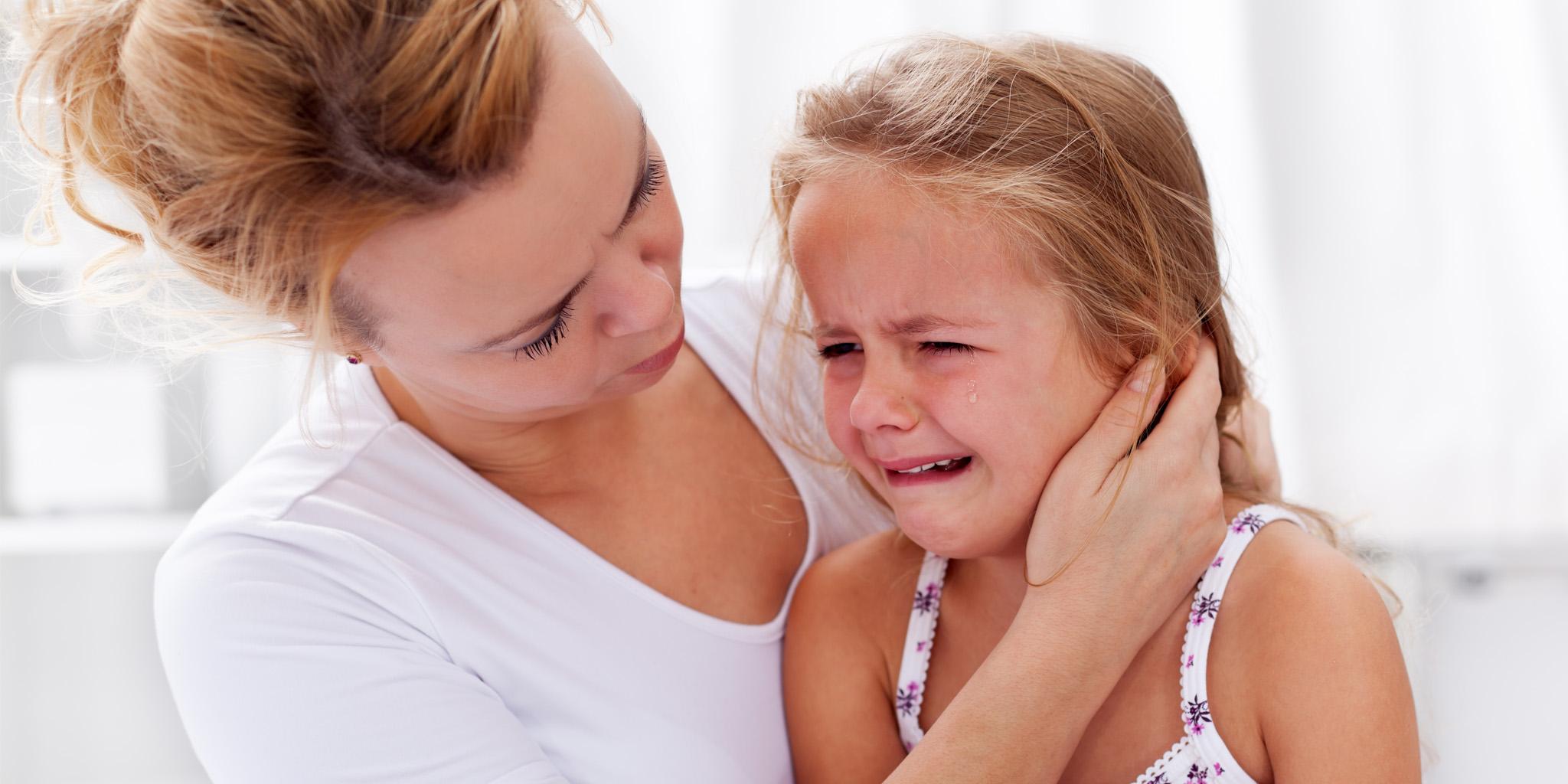Je vaš otrok ustrahovan?