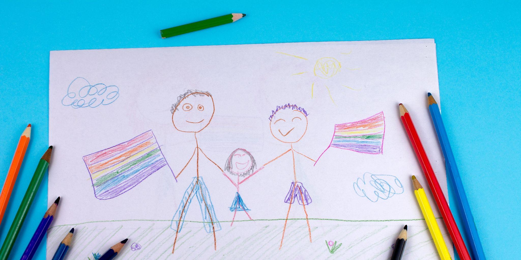 Staršem otrok, ki so lezbijke, geji, biseksualne, transspolne osebe