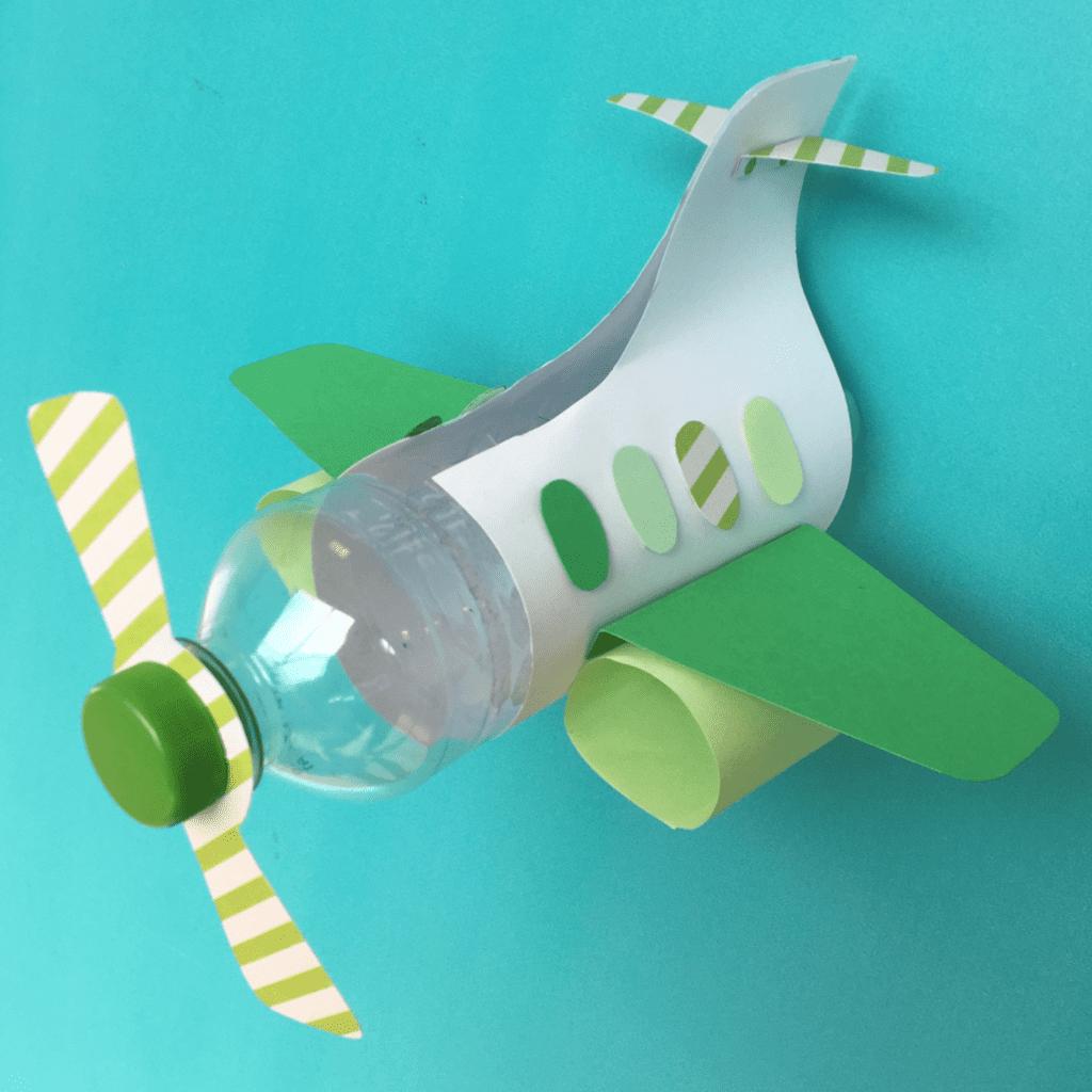 DIY flygplan