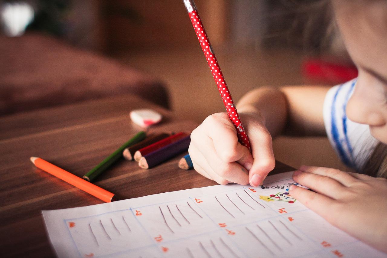 如何幫助小孩做功課