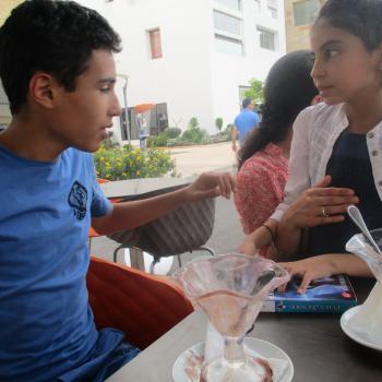 Baby-sitter Royan: Ramdani