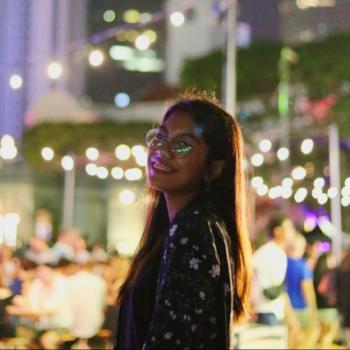 Babysitter Singapore: Amelia