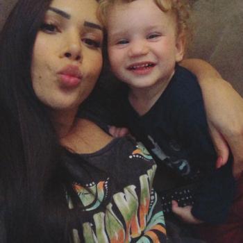 Babysitting job in Foz do Iguaçu: babysitting job Andréia