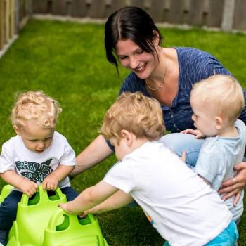 Childminder Enschede: Joyce