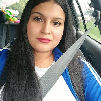 Babysitter in Mosquera: Edgna esmeralda