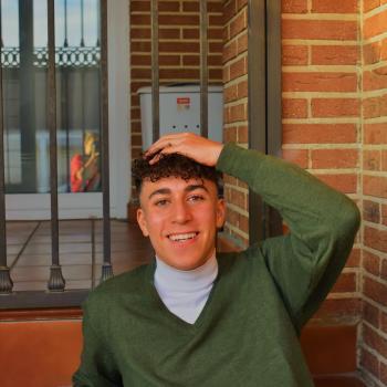 Canguro en Alcalá de Henares: Adrian