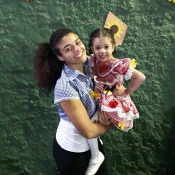 Emprego de babá em Rio de Janeiro: emprego de babá Thamires