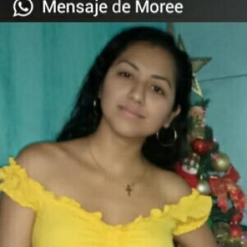 Niñera en Limón (Provincia de Alto Amazonas): Jahory antonella