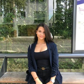 Baby-sitter Luxembourg: Kathy