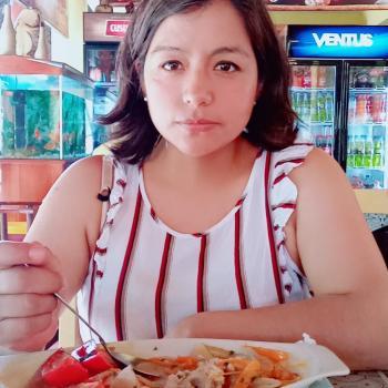 Trabajo de niñera en Pampas: trabajo de niñera Yadira