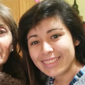 Niñera en Moreno: Daiana