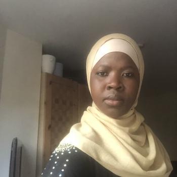 Nanny in London: Ayishatu