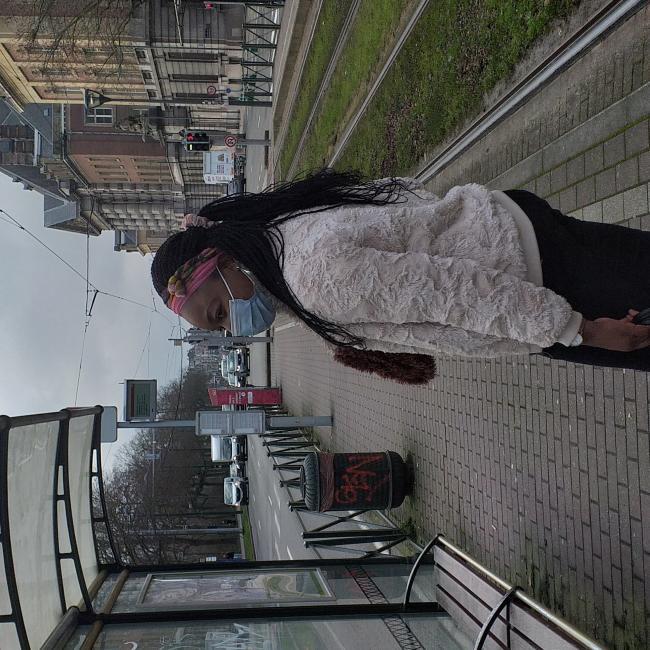 Babysitter in Brussel (Etterbeek): Céline