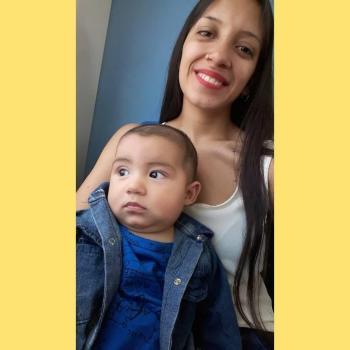 Babysitter Moreno: Estefania