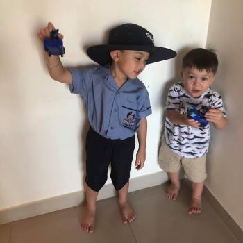 Babysitting job Darwin: babysitting job Anthony
