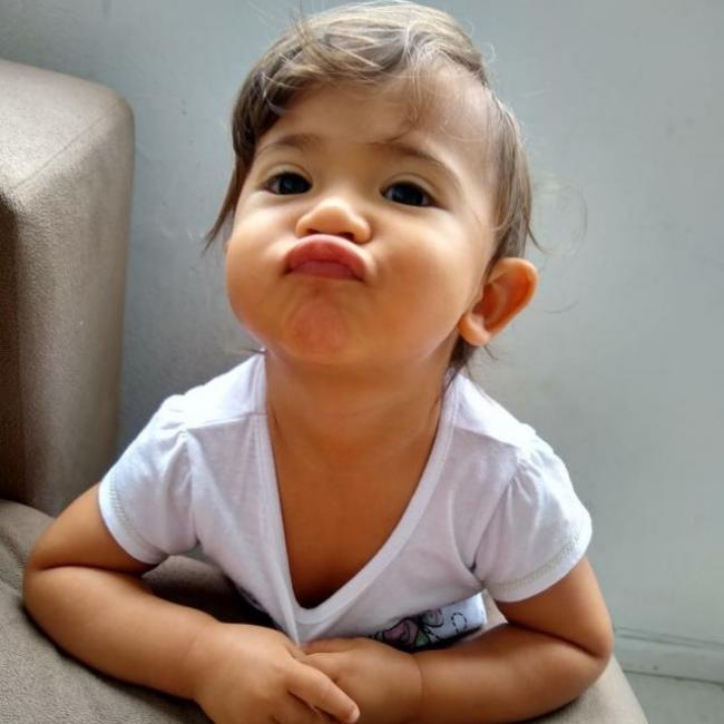 Emprego de babá em Joinville: Raquel