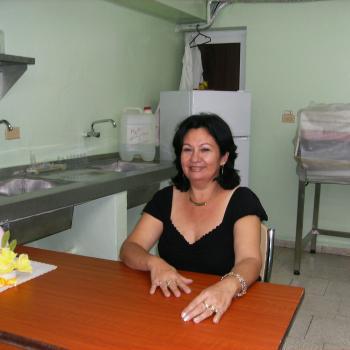 Niñera Getafe: Bertha