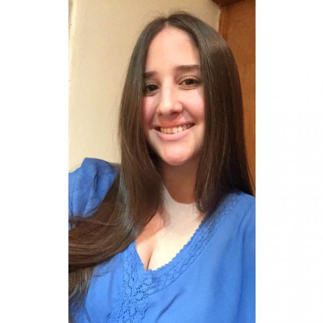 Babysitter in Santa Lucía: Romina