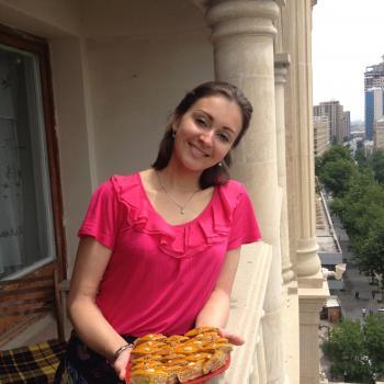 Babysitting job Paredes de Coura: babysitting job Ekaterina