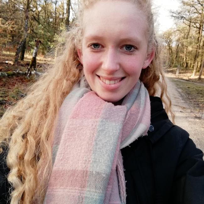 Oppas in Haarlem: Melanie