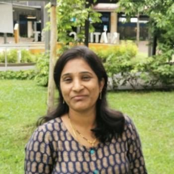 Babysitter Singapore: Swathi