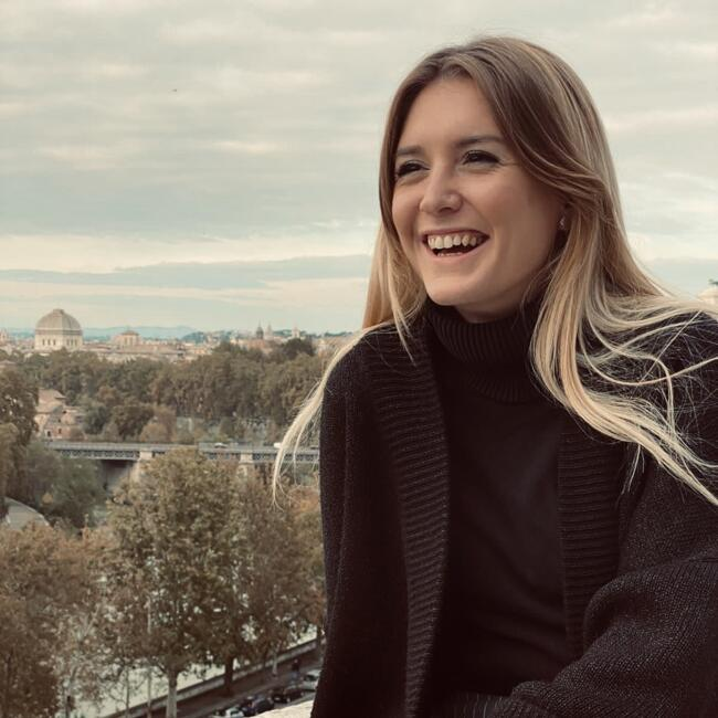 Babysitter a Roma: Federica