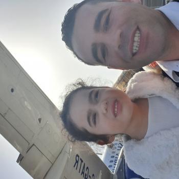 Babysitting job in Santa Cruz: babysitting job Inocencio Leonardo