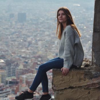 Nanny Barcelona: Iustina