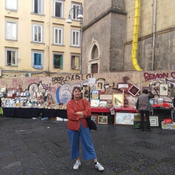 Babysitter Roma: Justine