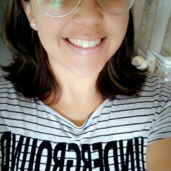 Emprego de babá em Bauru: emprego de babá Bruna Martins
