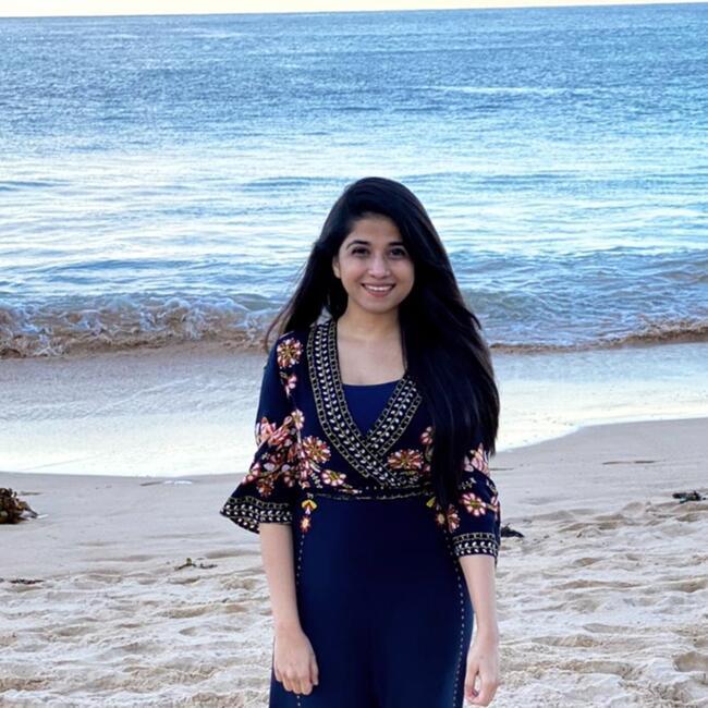 Babysitter in Sydney: Maithili Kadam