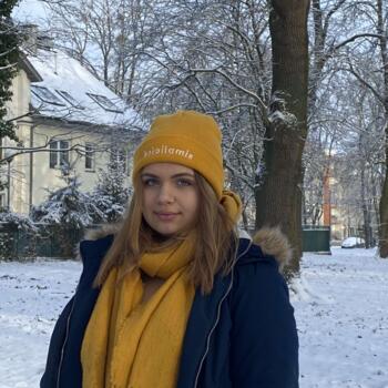 Opiekunka do dziecka w Szczecin: Marysia