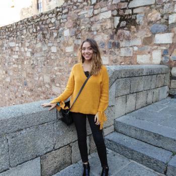 Canguro en Sevilla: Maria Salud