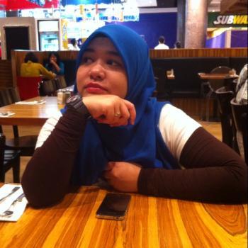Babysitting job in Kuala Lumpur: babysitting job Nurafina