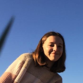 Babysitter in Brugge: Ella