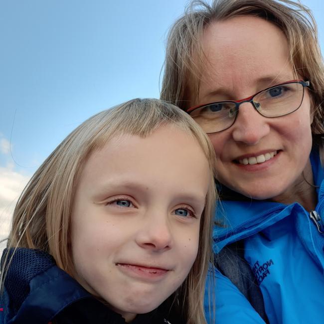 Poptávka hlídání dětí v Praha: Jarmila