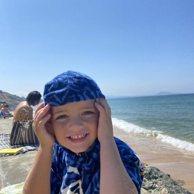 Job de garde d'enfants à Biarritz: Duffy