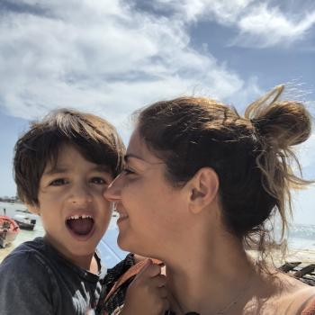 Trabalho de babysitting em Lisboa: Trabalho de babysitting Joana