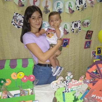 Agencia de cuidado de niños en Almirante Brown: Ludmila