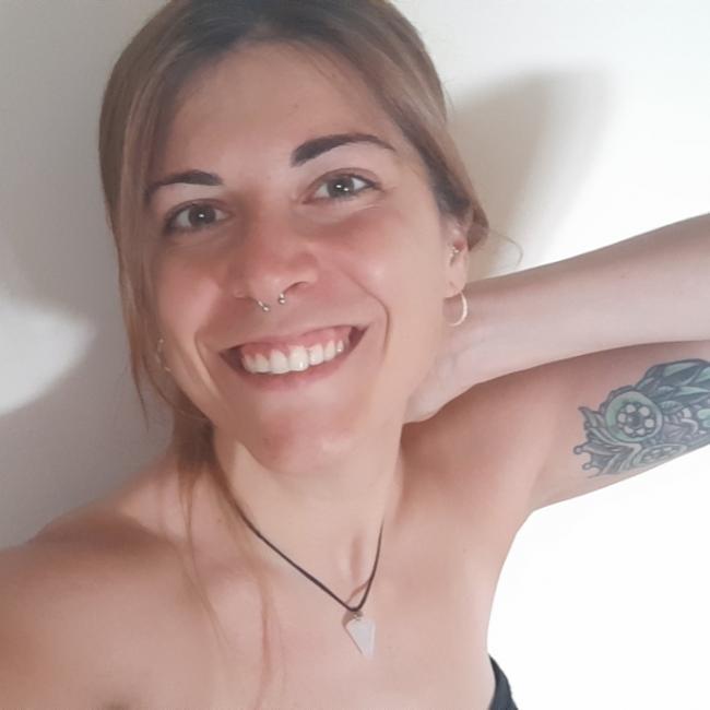Canguro en Mijas: Ana