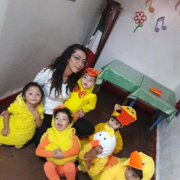 Niñera San Pablo de las Salinas: Diana Lucia