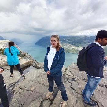 Babysitting job in Stavanger: babysitting job Aleksandra