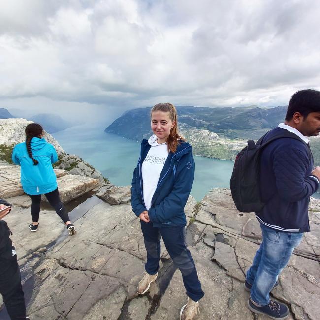 Barnevaktjobb i Stavanger: Aleksandra