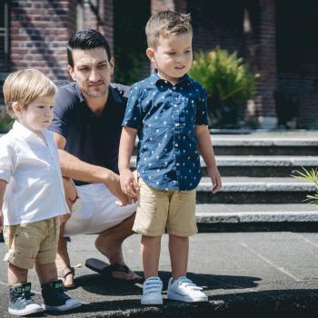 Babysitting job in Auckland: babysitting job Mike