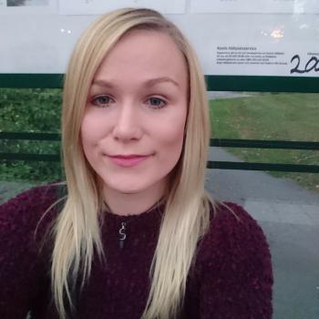 Babysitter Stockholm: Aleksandra